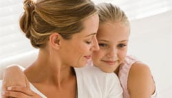 Family Law Attorney - Mother & child
