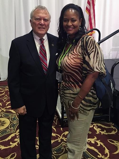 Tanya Jeffords & Former Governor Deal